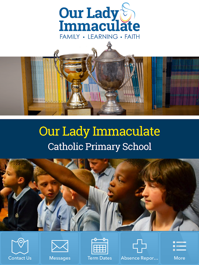 Our Lady Immaculate Primary- screenshot