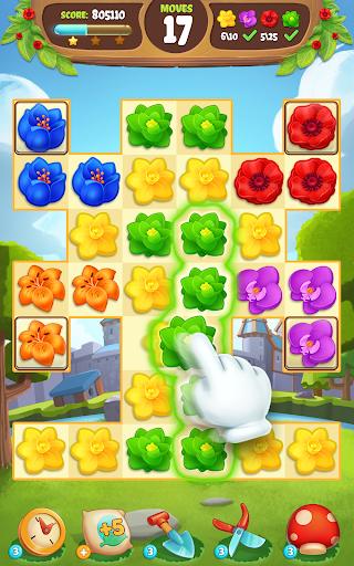 Flower Burst 1.1.51 screenshots 2