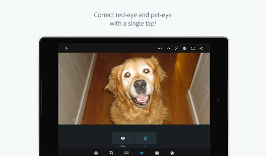 Adobe Photoshop Express: Easy & Quick Photo Editor- screenshot thumbnail