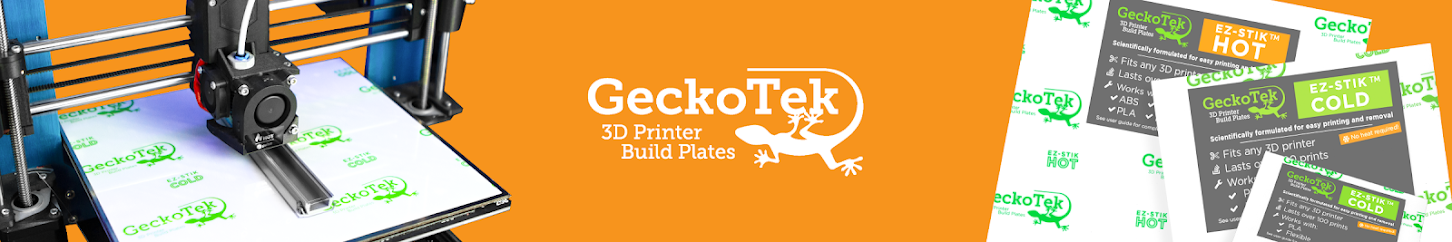 GeckoTek EZ-Stik Build Surfaces