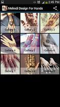 Mehndi Design For Hands - screenshot thumbnail 01