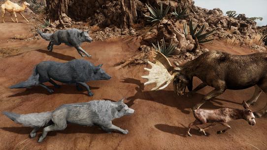 Ultimate Wolf Simulator Mod Apk 5