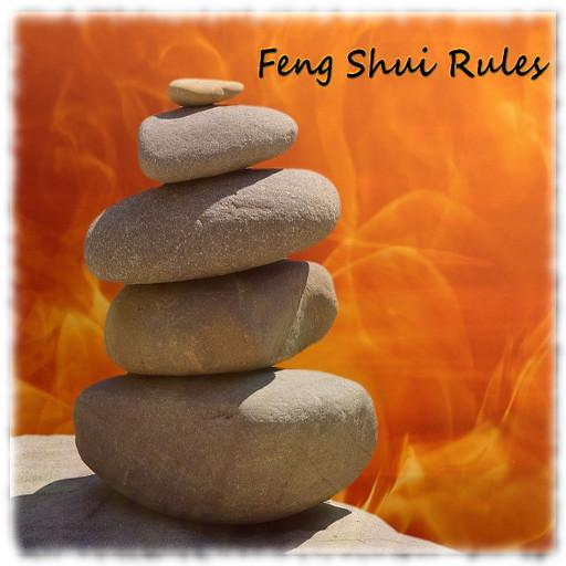 Feng shui home rules