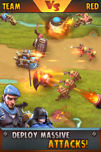 Battle Boom 1.0.7 screenshots 15