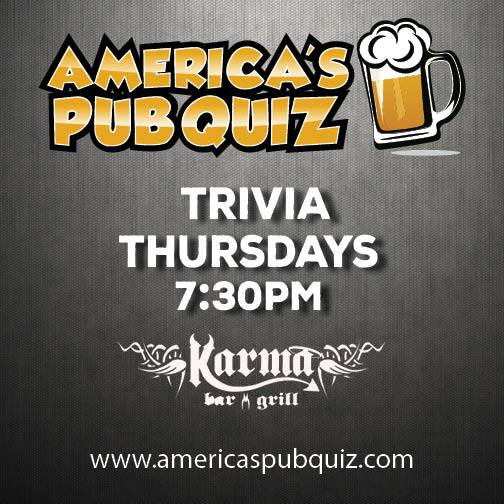 Logo for America's Pub Quiz Trivia
