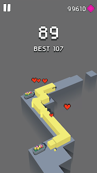 Endless Dancing Line by Voxel Cube Game APK Latest Version