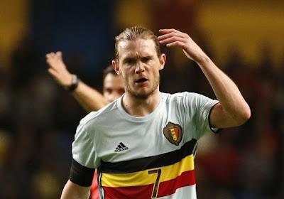 Guillaume Gillet serait-il utile au Sporting de Charleroi?