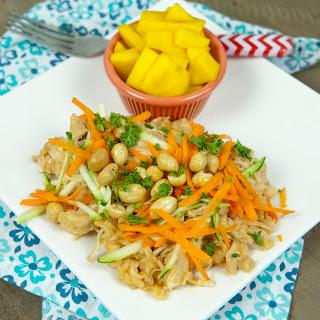 Instant Pot Thai Chicken.