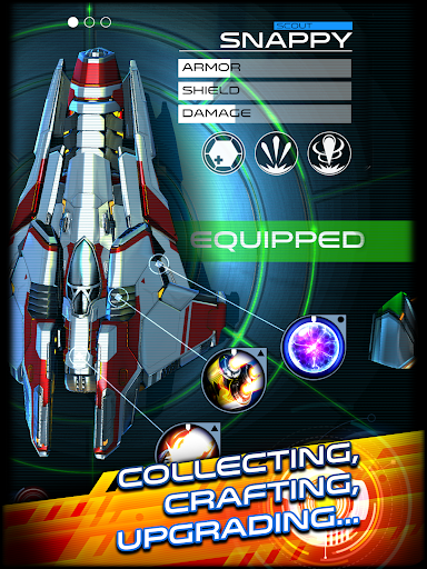 Space Warrior: The Origin screenshot 14