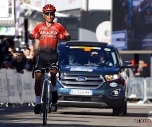 Team van Quintana komt met zeer vreemd statement rond dopingonderzoek