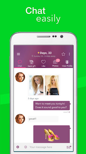 FastMeet: Chat, Dating, Love 1.31.4 screenshots 3