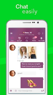 FastMeet: Chat, Dating, Love- screenshot thumbnail