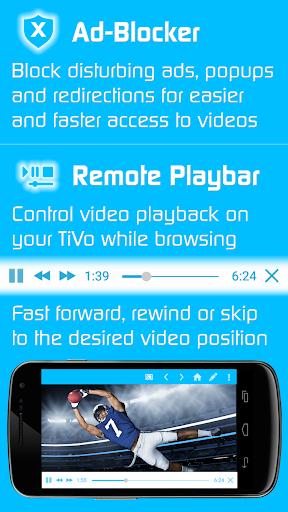 Video & TV Cast + Hisense & Sharp & TiVo & VEWD App Report on Mobile