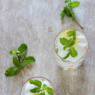 Coconut Water Lemonade.