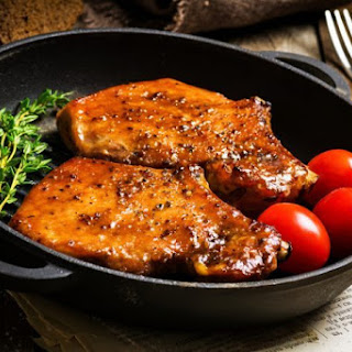 Pork Chops With Brown Sugar And Soy Sauce Recipes.
