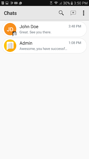 Sprint Enterprise Messenger Aplicaciones (apk) descarga gratuita para Android/PC/Windows screenshot