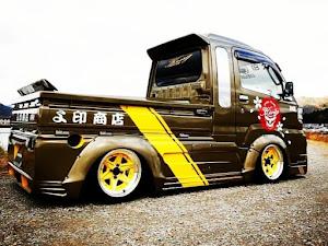 ハイゼットトラック  ハイゼットジャンボ500のカスタム事例画像 よっちゃん    (よ印商店)さんの2019年01月07日00:08の投稿