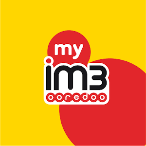 myIM3 Top up balance buy package get rewarded! 80.2.0 by Indosat Ooredoo logo