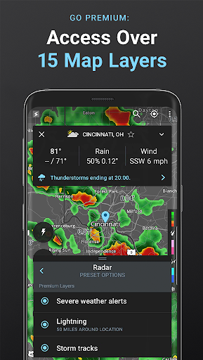 Storm Radar screenshot 7