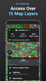 App Storm: Weather Radar, Live Maps + Tornado Tracker APK for Windows Phone