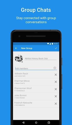 Signal Private Messenger 4.31.6 screenshots 5