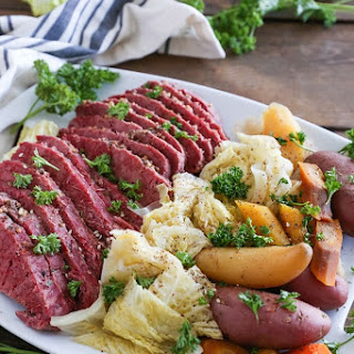 Low Sodium Corned Beef And Cabbage Recipes.