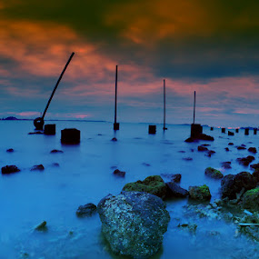 Silent by Muhammad Fadhil - Landscapes Cloud Formations