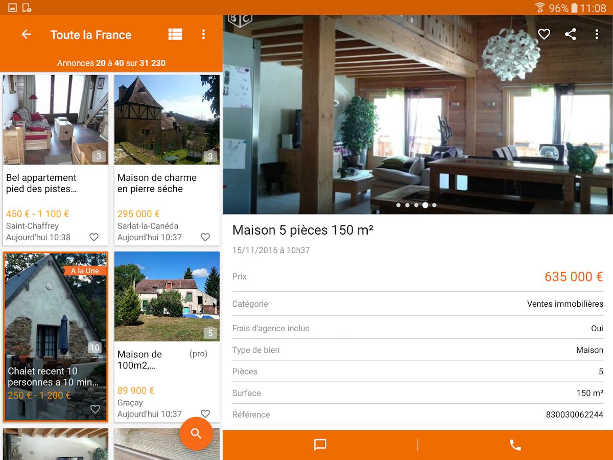 leboncoin petites annonces applications android sur google play. Black Bedroom Furniture Sets. Home Design Ideas
