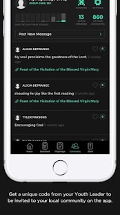 Pilgrimage App- screenshot thumbnail