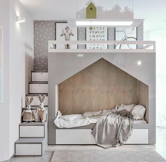 Decorate The Top Bunk with Canvas Prints
