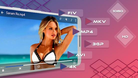 Video Player 2020 : 4K Videos - náhled