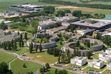 photo de Saclay