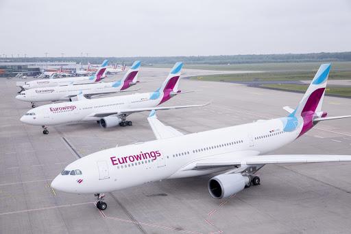Lufthansa Subsidiary Eurowings Discover Plans Zimbabwe Flights