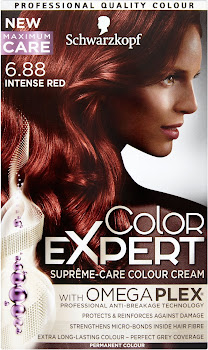 Schwarzkopf Color Expert Suprême-Care Hair Colour Cream - 6.88 Intense Red