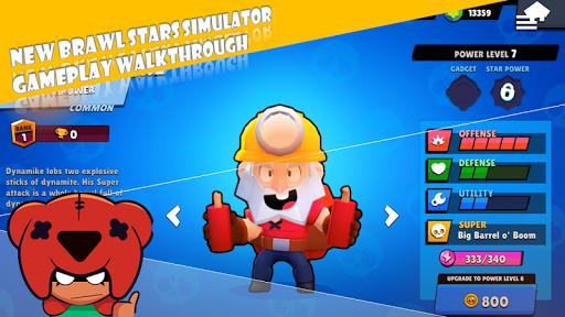 New Brawl Stars Box Simulator apktram screenshots 1