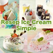 App Resep Ice Cream Simple APK for Windows Phone