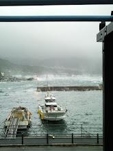 Photo: 自宅二階に避難して、ただただ、台風が過ぎ去るのを待つだけ。