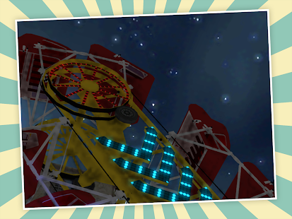 Zipper Amusement Ride- screenshot