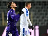 """De Anderlechtse pechvogel: """"Ik had de match kunnen ontgrendelen, maar twee keer die lat..."""""""