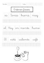 Photo: Ordenar frases-2a