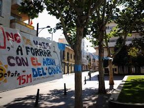 Photo: Mural en Getafe.