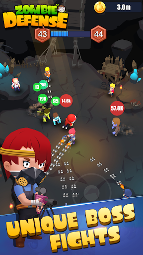 Zombie Defense: Battle Or  Death 0.3 screenshots 1