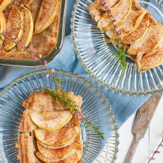 Sugar-free and Gluten Free Apple Pie