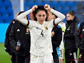 "Amber Tysiak likt wonden na 4-0 nederlaag: ""Fysiek was het grote verschil"""