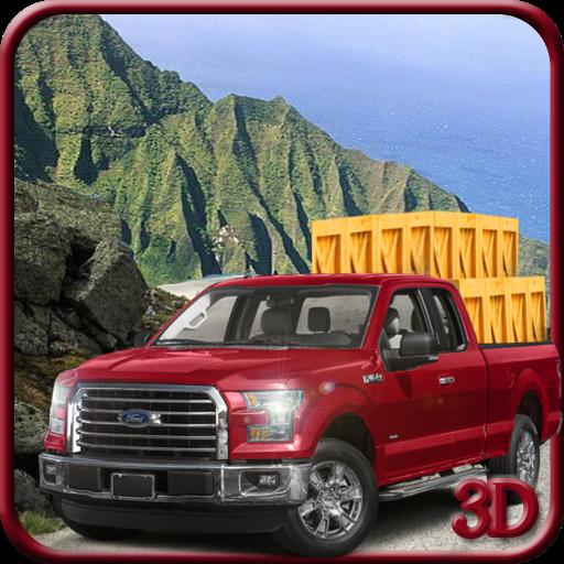 爬坡貨運卡車司機 模擬 LOGO-玩APPs