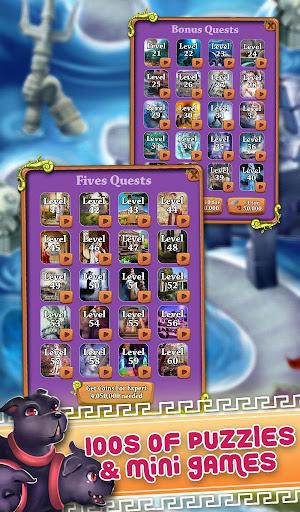 Mahjong Olympus Gods - Titan Adventure 1.0.25 screenshots 2