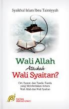 Wali Allah Ataukah Wali Syaitan? | RBI