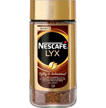 Kaffe Nescafé Lyx mell 200g