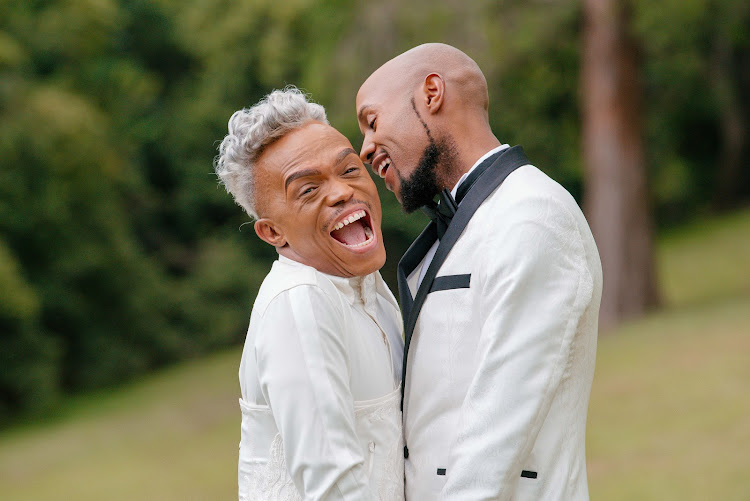 WATCH | Tweeps dig up old video of Somizi opening up about Mohale's cellphone 'addiction'