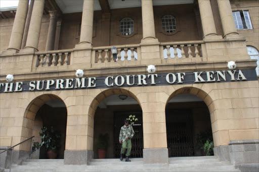 The Supreme Court of Kenya.